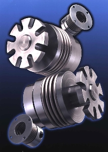 Zero Backlash Couplings are built to order.
