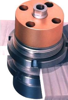 Hydraulic Actuators have threaded body mounting.