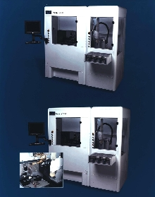 Manufacturing Systems feature PC-based machine control.