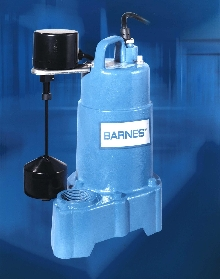 Sump Pumps replace other pumps without plumbing changes.