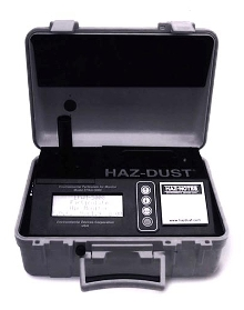 Portable Air Monitor includes downloading software.