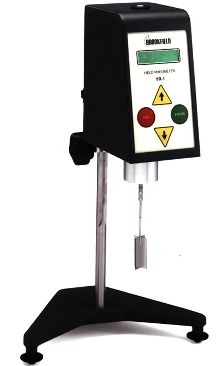 Yield Rheometer is simple to operate.