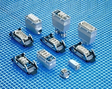 Multi-pole Connectors for various environmental applications