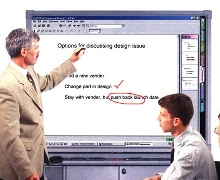 Whiteboard Software is available in 10 languages.