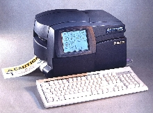 Label Maker uses MS Windows(R) operating system.