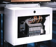 Instrumentation Enclosures provide UL Type 4 protection.