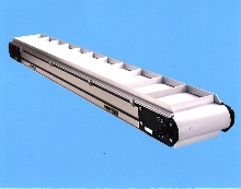 Conveyors handle up to 1,000 lb loads.