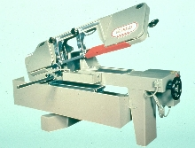 Band Saw has 1 x .035 in. x 10 ft, 10-1/2 in. blade.