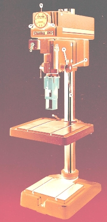 Multi-Spindle Drill Presses can be custom built.