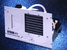 Cooling Systems provide up to 2100 W of cooling capacity.