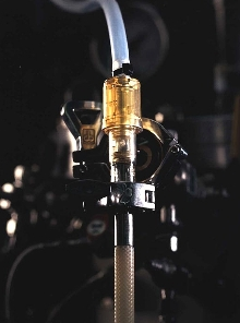 Couplings offer steam-through operation.