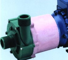Chemical Pump suits small-scale applications.