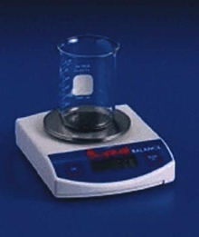 Balance Scale features auto calibration.