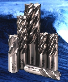 End Mills are available uncoated and TiAIN coated.