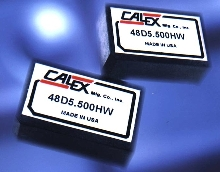 DC/DC Converters have 1% output noise of output voltage.