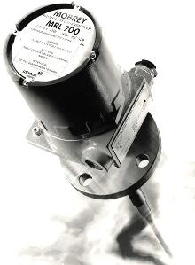 Radar Level Transmitter provides non-contact measurement.