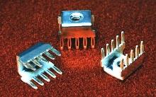 Connector handles maximum current of 40 amps at 600 V.