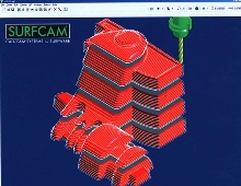 CAD/CAM Software offers 2-axis associative functionality.