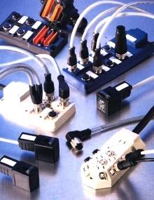 Cable Assemblies suit solenoid valve connections.