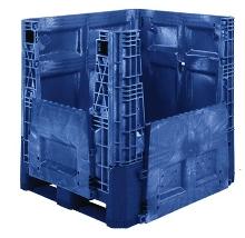 Bulk Box offers 1,500 lb capacity.