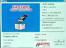 PLC Control interfaces with storage/retrieval system.