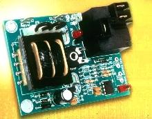 Temperature Controller handles heating applications.