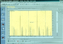 Chromatography Software controls instruments and manages data.
