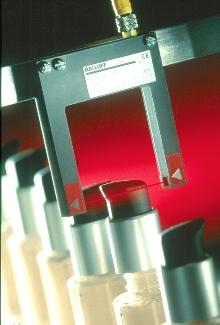 Thru-Beam Fork Sensors are easy to install.