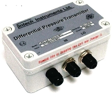 Differential Pressure Transmitter works over low pressure ranges.