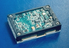 DC/DC Converter delivers 60 watts of power.