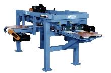 Magnetic Sheet Stacker speeds sheet metal handling.