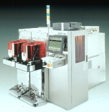 Photoresist Oven allows automated handling of 300 mm wafers.