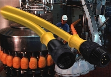 Cordsets operate in washdown environments.