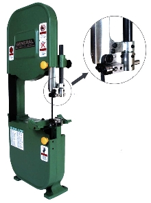 Band Saw Guide improves saw performance.