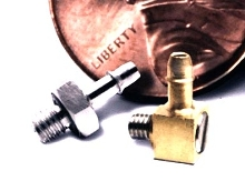 Threaded Fittings are available in various configurations.