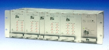 Fiber-Optic Video Multiplexer provides 32 channels.