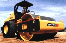 Vibratory Rollers compact soil with tons of force.