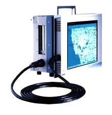 Transporatable PC offers detachable touchscreen display.