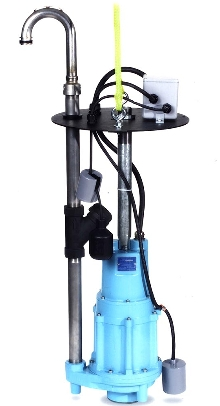 Pump System replaces grinder pumps.