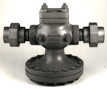 Main Valves are available with EZ Connection.