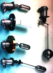 Level Switches suit extreme application conditions.