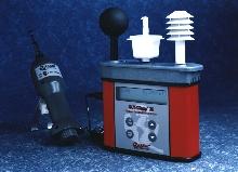 Environmental Monitor checks heat stress in workplace.