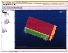 Software Suite includes various material models.
