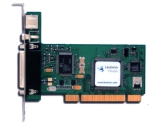 Frame Grabber has half-height, PCI-compatible form factor.