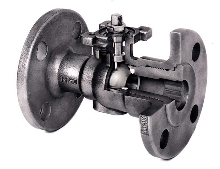 Ball Valve provides fugitive emission control.