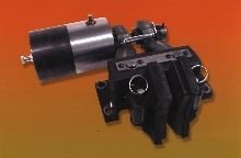 Caliper Brake is capable of high cyclic duty.