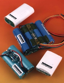 Battery Packs have on-board charging circuits.