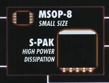 Low-Dropout Regulator powers processor cores.