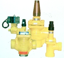 Refrigeration Valves suit CO2 service.