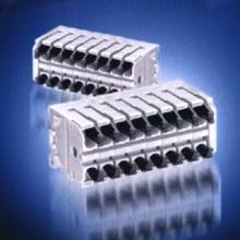 Terminal Blocks feature double solder tails.